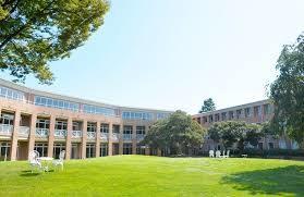 三田国際学園中学校校舎