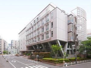 渋谷教育学園渋谷中学校校舎