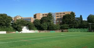 浅野中学校校舎